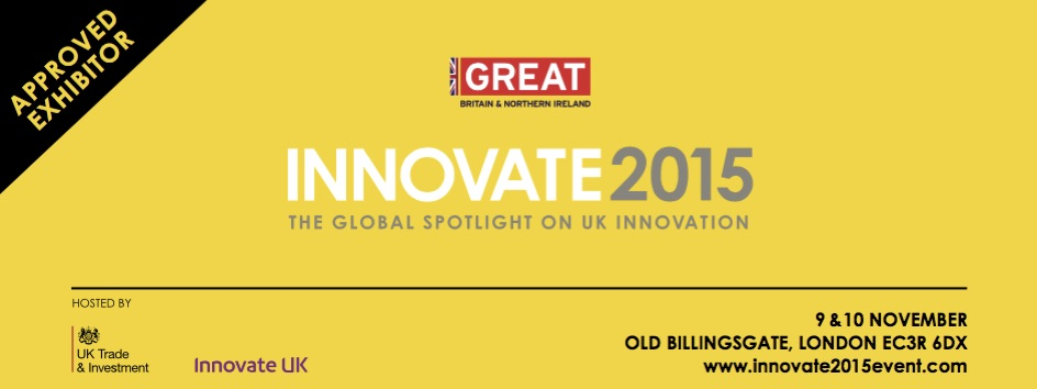Interactive Scientific wins place at UK's largest innovation show