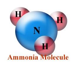 Molecule Advent Day 3 – Ammonia