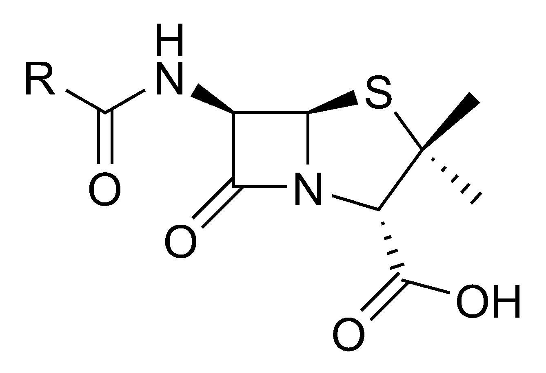 Molecule Advent Day 5: Penicillin
