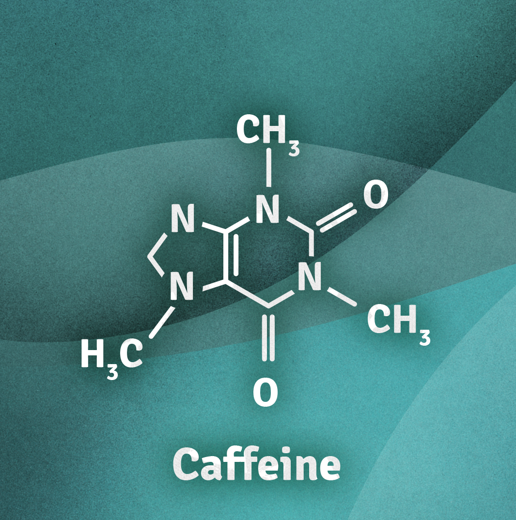 Molecular Advent Day 17: Caffeine
