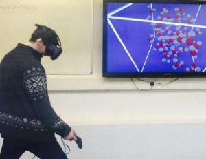 Virtual reality water