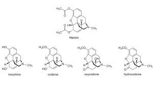 heroine-molecule