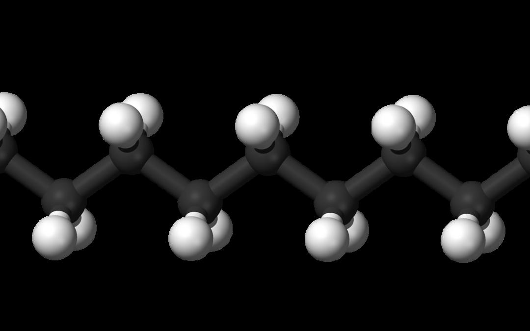 Molecule Advent Day 4: Stearic Acid