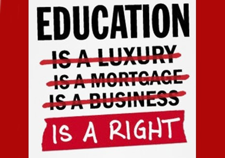 Universal Education Right