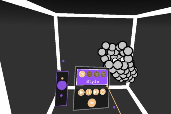 Multi-person molecular virtual reality